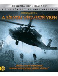 A Sólyom végveszélyben (4K UHD+Blu-ray) Blu-ray