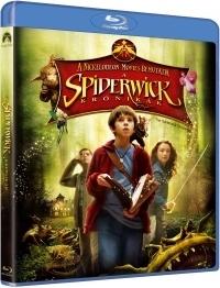 A Spiderwick krónikák Blu-ray