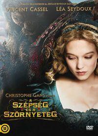 A Szépség és a Szörnyeteg DVD