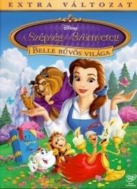 A Szépség és a Szörnyeteg - Belle bűvös világa DVD