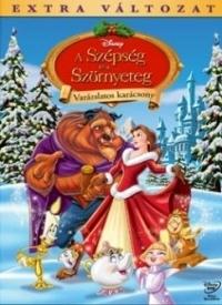 A Szépség és a Szörnyeteg - Varázslatos karácsony DVD