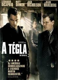 A Tégla DVD
