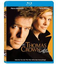 A Thomas Crown-ügy Blu-ray