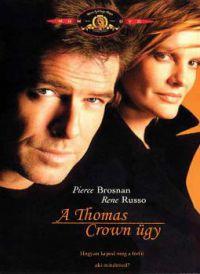A Thomas Crown-ügy DVD