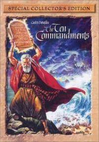 A Tízparancsolat DVD