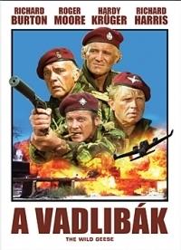 A Vadlibák DVD