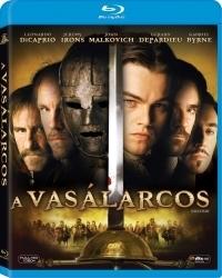 A Vasálarcos Blu-ray