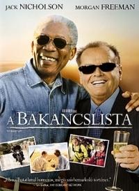 A bakancslista DVD