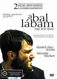 A bal lábam DVD
