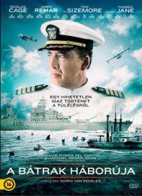 A bátrak háborúja DVD
