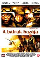 A bátrak hazája DVD