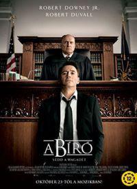 A bíró DVD