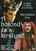 A bolond és a királynő DVD