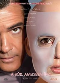 A bőr, amelyben élek DVD