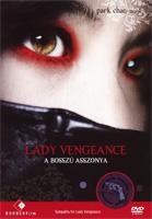 A bosszú asszonya DVD