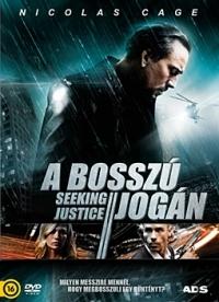 A bosszú jogán DVD
