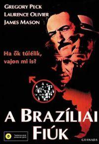 A brazíliai fiúk DVD