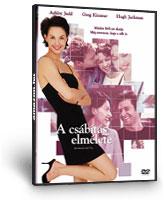 A csábítás elmélete DVD