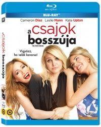 A csajok bosszúja Blu-ray