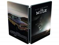 A csempész - limitált, fémdobozos változat (steelbook) Blu-ray