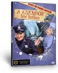 A csendőr New Yorkban DVD