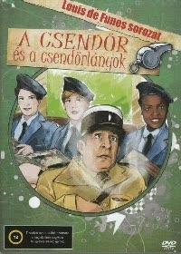 A csendőr és a csendőrlányok DVD
