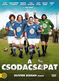 A csodacsapat DVD