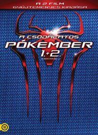 A csodálatos Pókember DVD