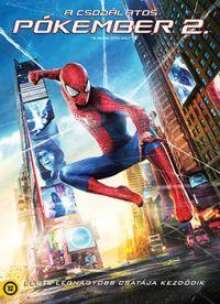 A csodálatos Pókember 2. DVD