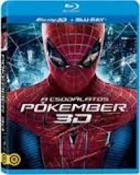 A csodálatos pókember Blu-ray
