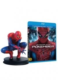 A csodálatos pókember - 2D és 3D Blu-ray
