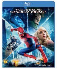 A csodálatos pókember 2. Blu-ray