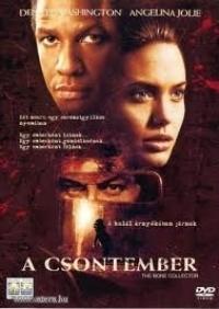 A csontember DVD