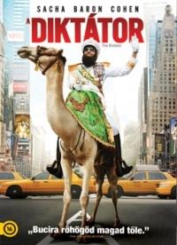 A diktátor DVD