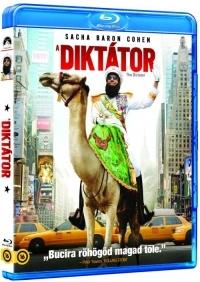 A diktátor Blu-ray