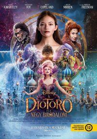 A diótörő és a négy birodalom DVD
