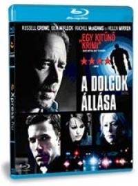 A dolgok állása Blu-ray
