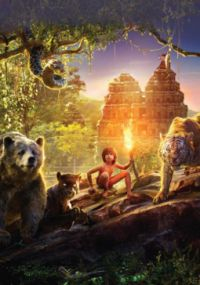 A dzsungel könyve DVD