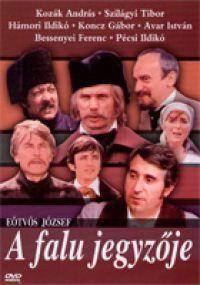 A falu jegyzője DVD