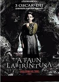 A faun labirintusa DVD