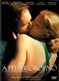 A fehér grófnő DVD