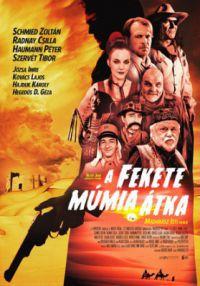 A fekete múmia átka DVD