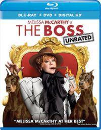 A főnök Blu-ray