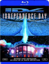 A függetlenség napja Blu-ray
