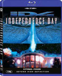 A függetlenség napja: Feltámadás Blu-ray