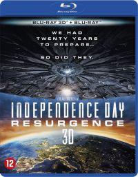 A függetlenség napja - Feltámadás 2D és 3D Blu-ray