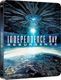 A függetlenség napja - Feltámadás  - Limitált fémdobozos kiadás 2D és 3D Blu-ray