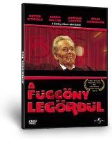 A függöny legördül DVD