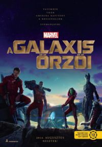 A galaxis őrzői DVD