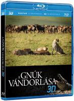 A gnúk leghosszabb vándorlása 3D Blu-ray
